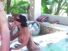 Hard Sex On Camera With Busty Sluty Housewife (Jewels Jade) mov-17
